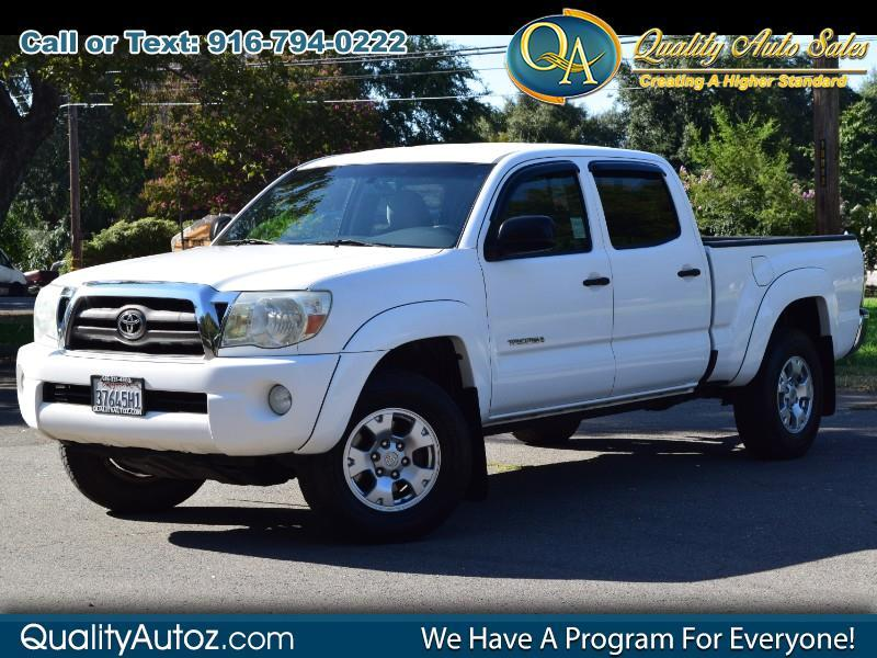 Toyota Tacoma 2WD Double LB V6 AT PreRunner (Natl) 2009