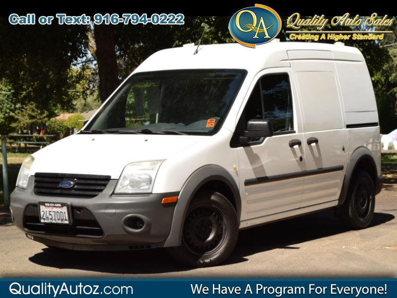 "2011 Ford Transit Connect 114.6"" XL w/rear door privacy glass"