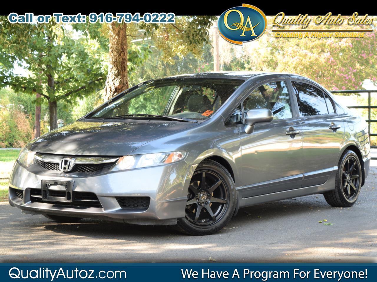 2011 Honda Civic Sdn 4dr Auto LX