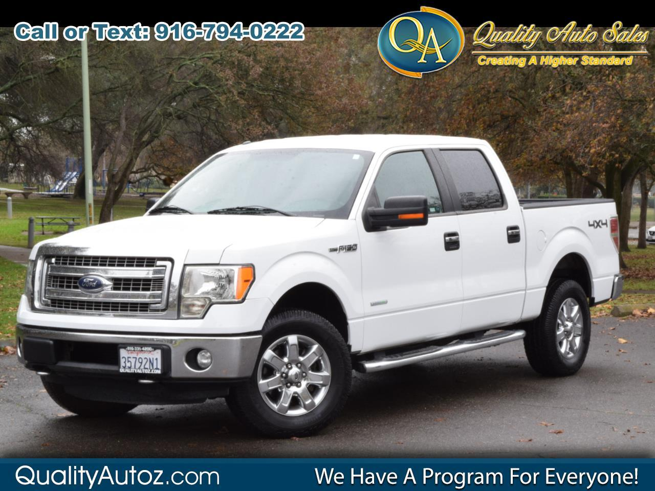 Bank Bloq Van Design On Stock.Used 2013 Ford F 150 Xlt Pickup 4d 5 1 2 Ft For Sale In Sacramento