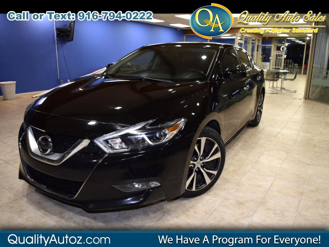 Nissan Maxima S 3.5L *Ltd Avail* 2017