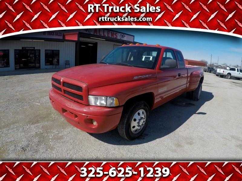 Dodge Ram 3500 Quad Cab Long Bed 2WD 2000