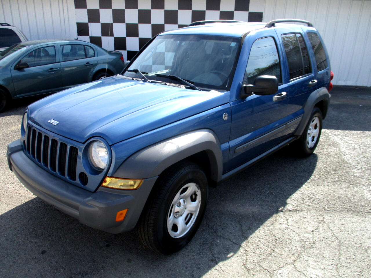 2005 Jeep Liberty 4dr Sport 4WD