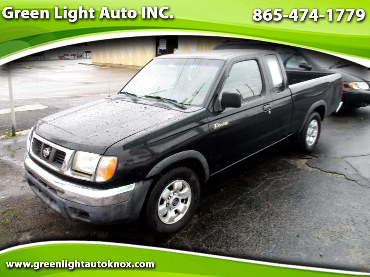 Nissan Frontier 2WD XE King Cab Auto 1998