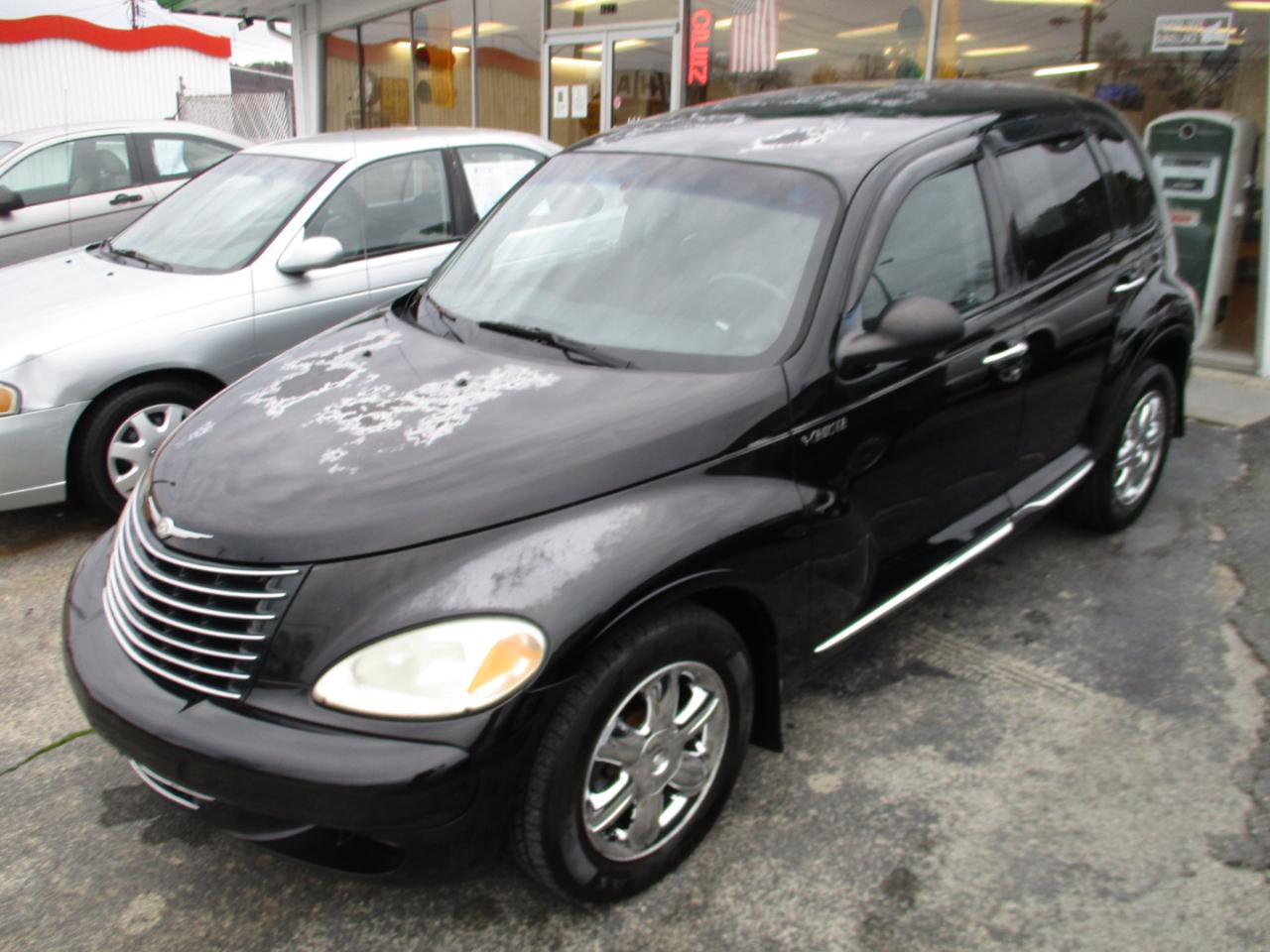 Chrysler PT Cruiser 4dr Wgn Touring 2004