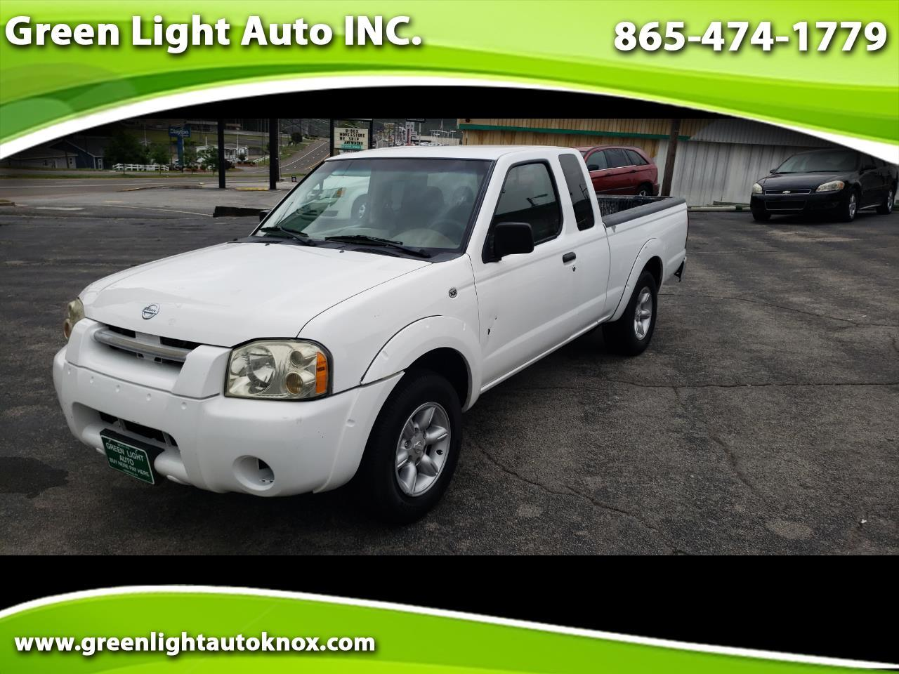 Nissan Frontier 2WD XE King Cab I4 Manual 2003