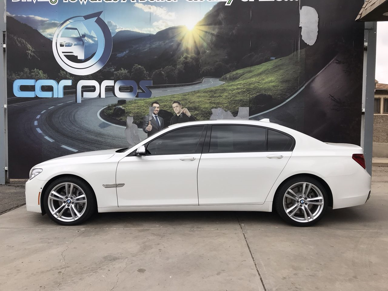 2014 BMW 7 Series 4dr Sdn ALPINA B7 LWB xDrive AWD