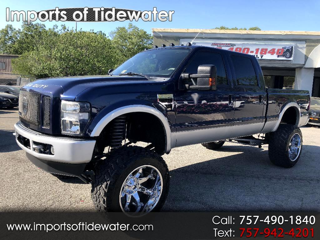 2010 Ford Super Duty F-250 SRW 4WD Crew Cab 156