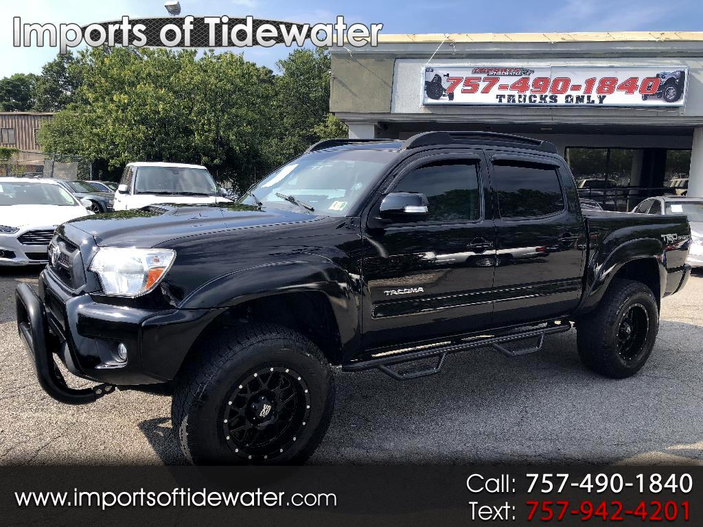 2014 Toyota Tacoma 4WD Double Cab V6 AT (Natl)