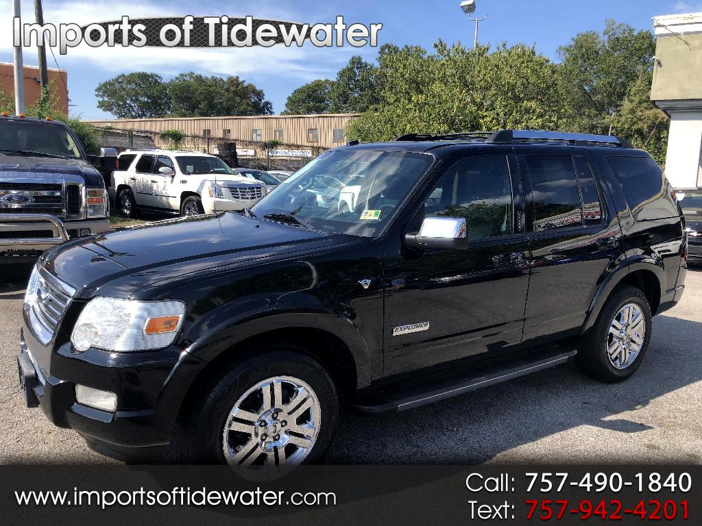 2008 Ford Explorer 4WD 4dr V8 Limited