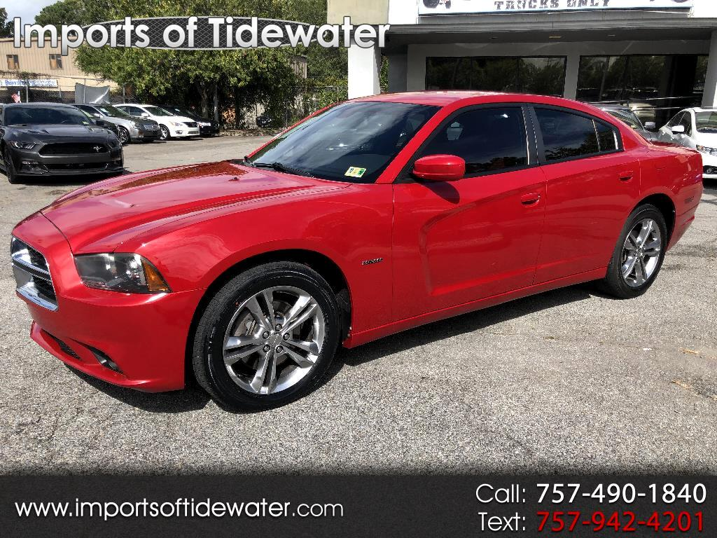 2012 Dodge Charger 4dr Sdn RT Max AWD