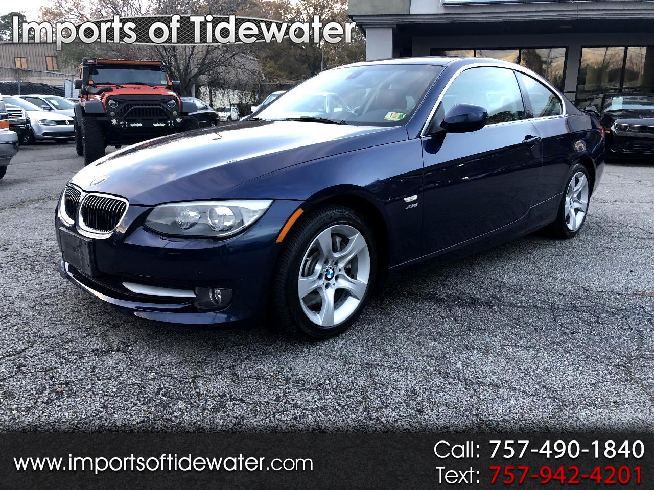 2011 BMW 3 Series 2dr Cpe 335i xDrive AWD