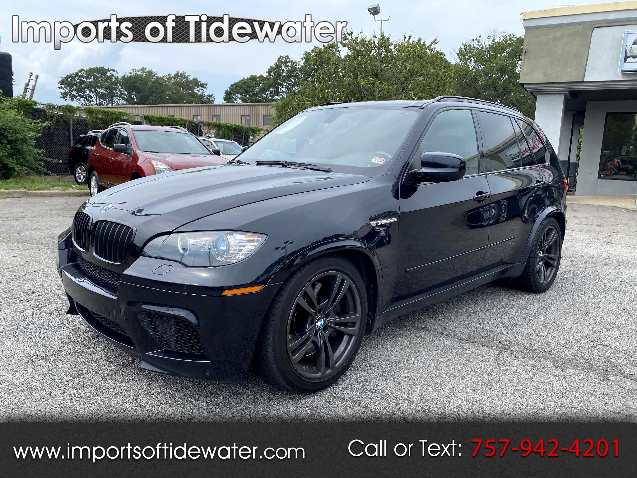 BMW X5 M AWD 4dr 2010
