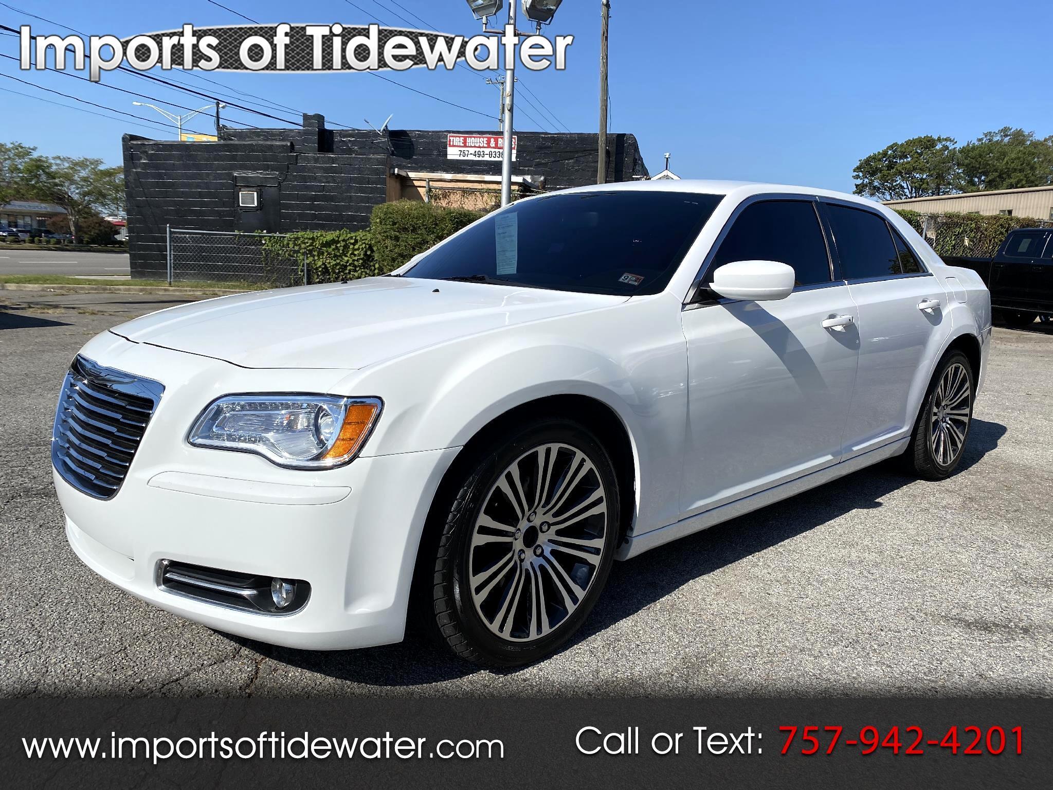 Chrysler 300 4dr Sdn 300S RWD 2014