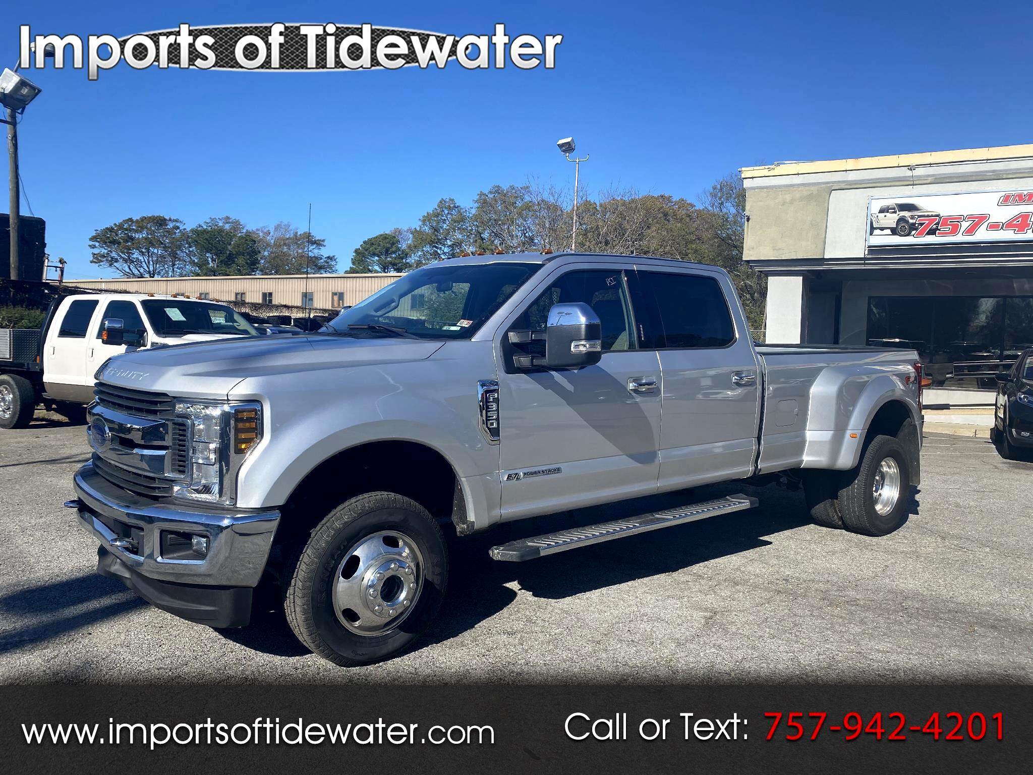 Ford F-350 SD FX4 Crew Cab Long Bed DRW 4WD 2019
