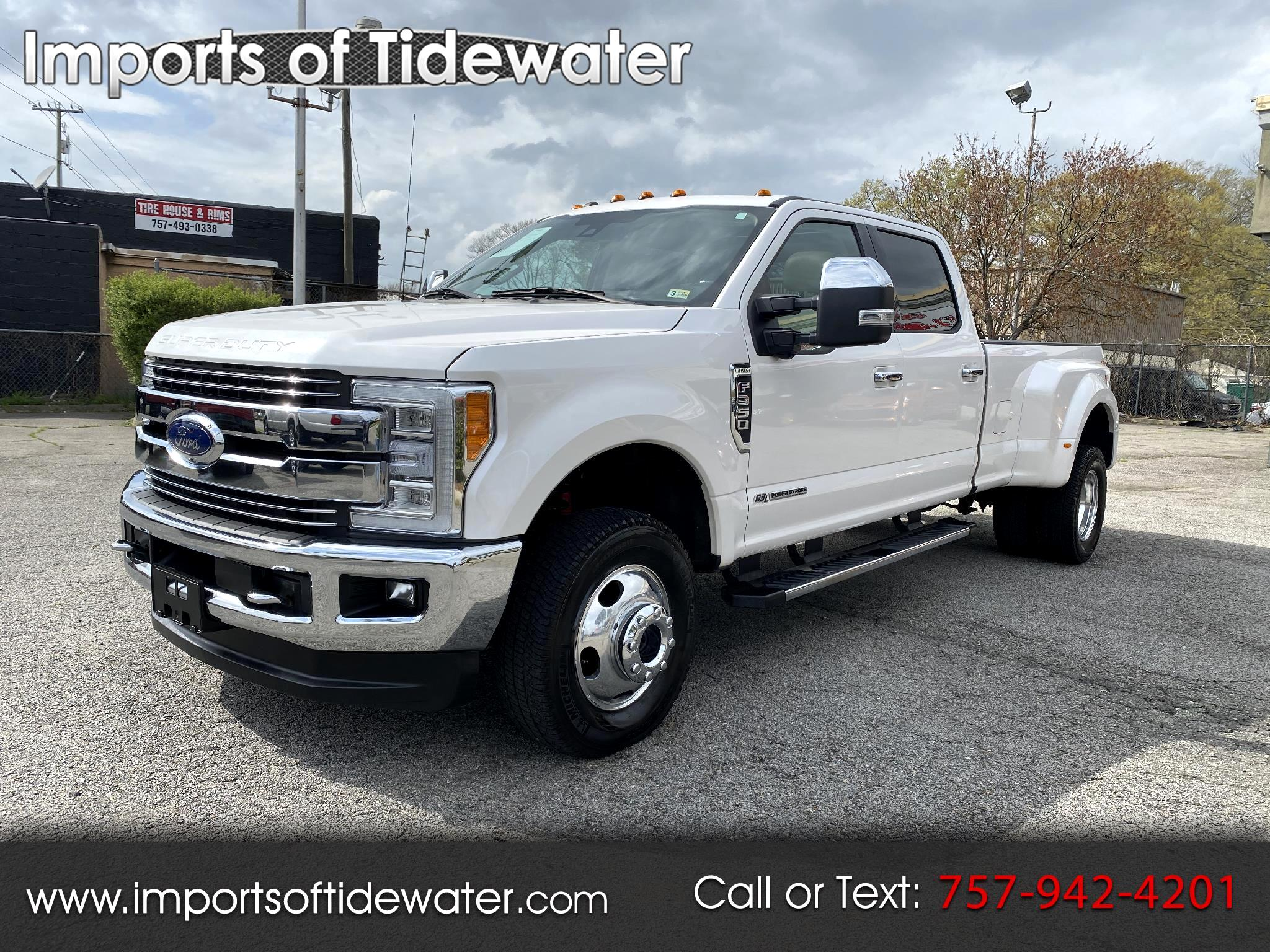 Ford F-350 SD FX4 Crew Cab Long Bed DRW 4WD 2017