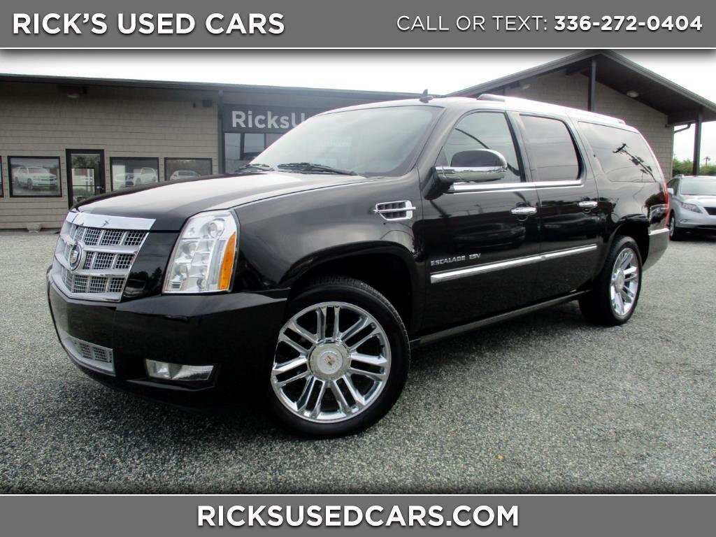 2011 Cadillac Escalade ESV AWD 4dr Platinum Edition