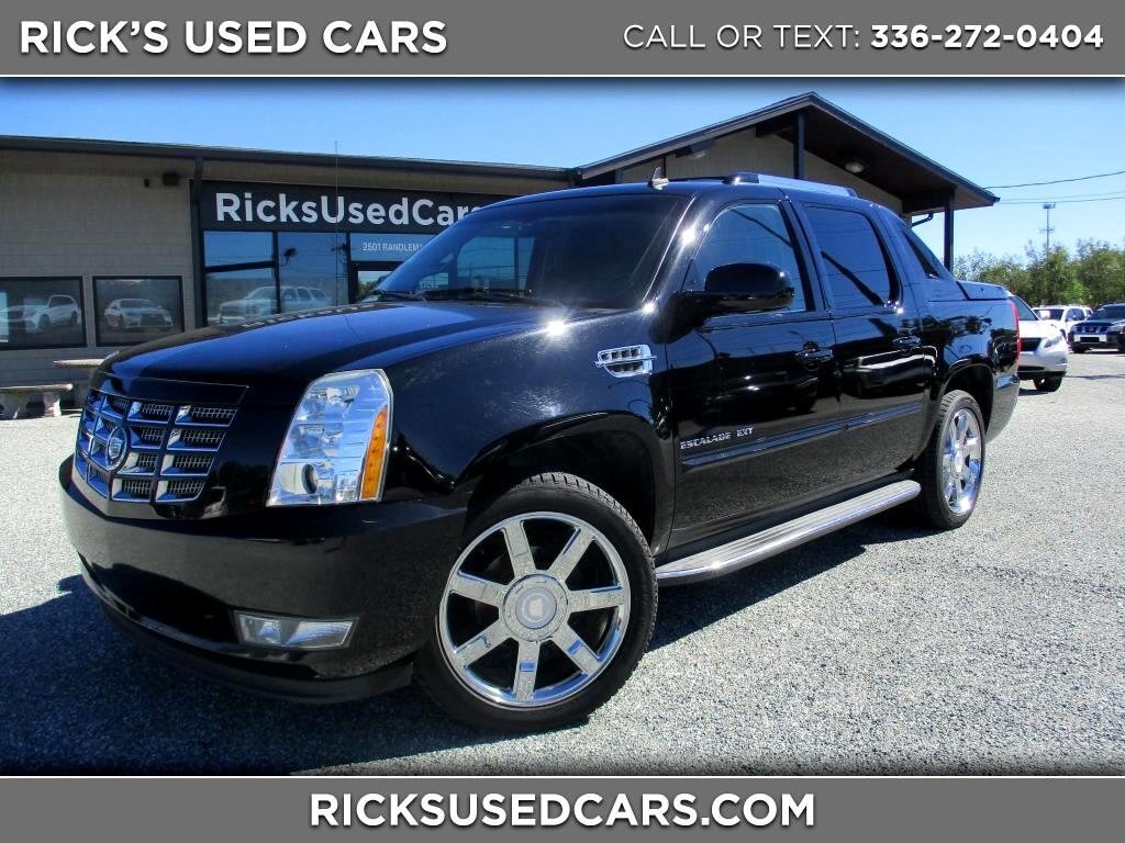 2010 Cadillac Escalade EXT Luxury AWD