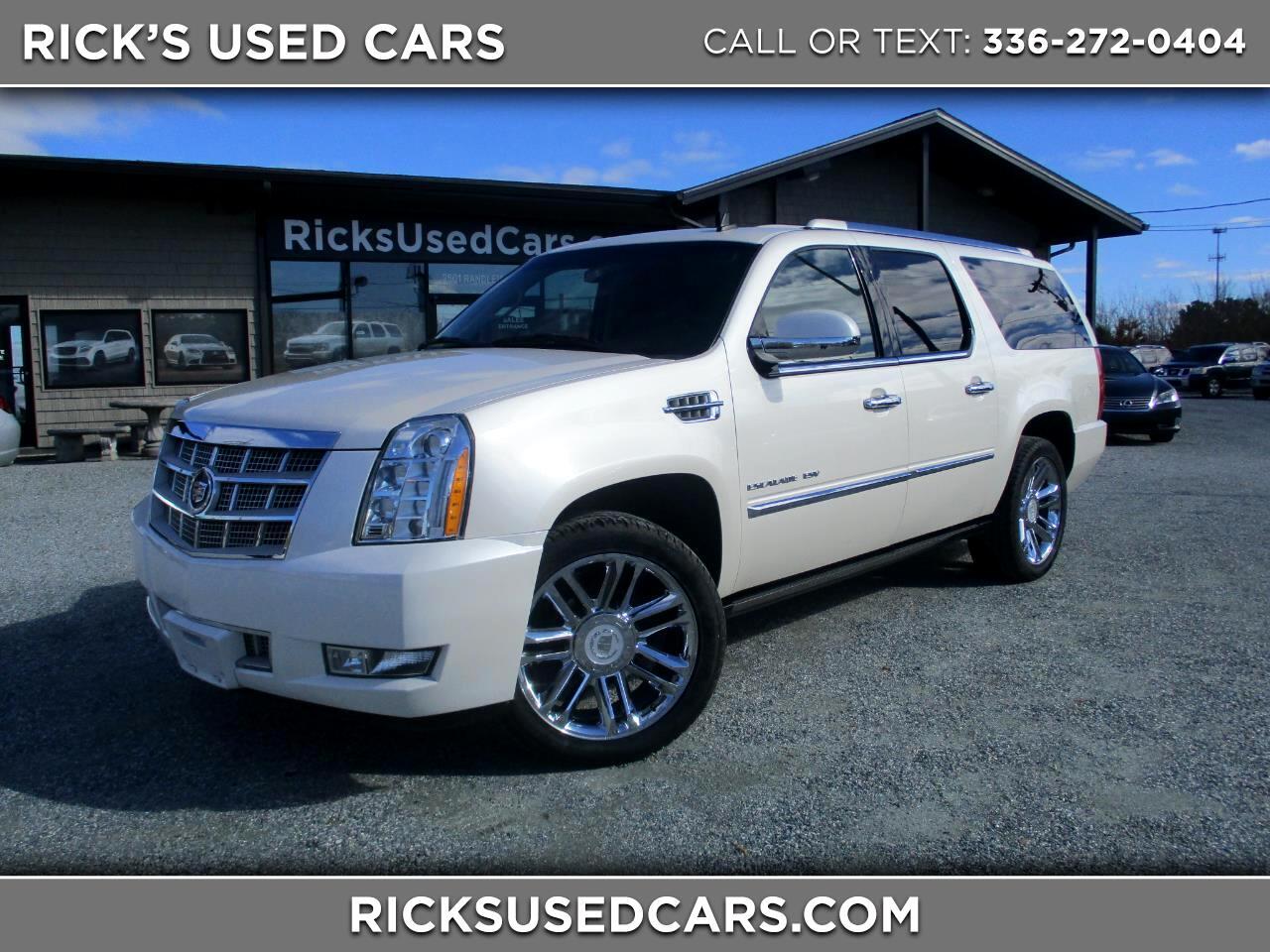 2014 Cadillac Escalade ESV ESV Platinum