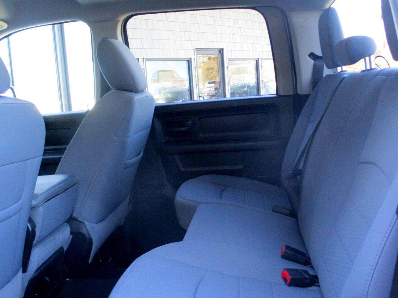 2013 RAM 2500 Tradesman Crew Cab LWB 4WD