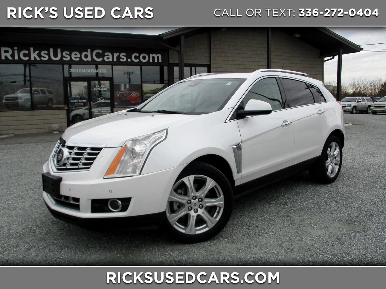 2013 Cadillac SRX FWD Premium Collection