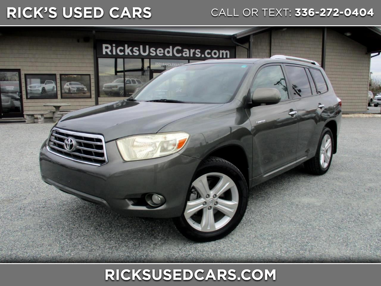 2009 Toyota Highlander Limited AWD