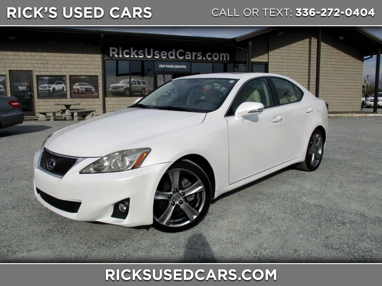 2013 Lexus IS 250 Sport