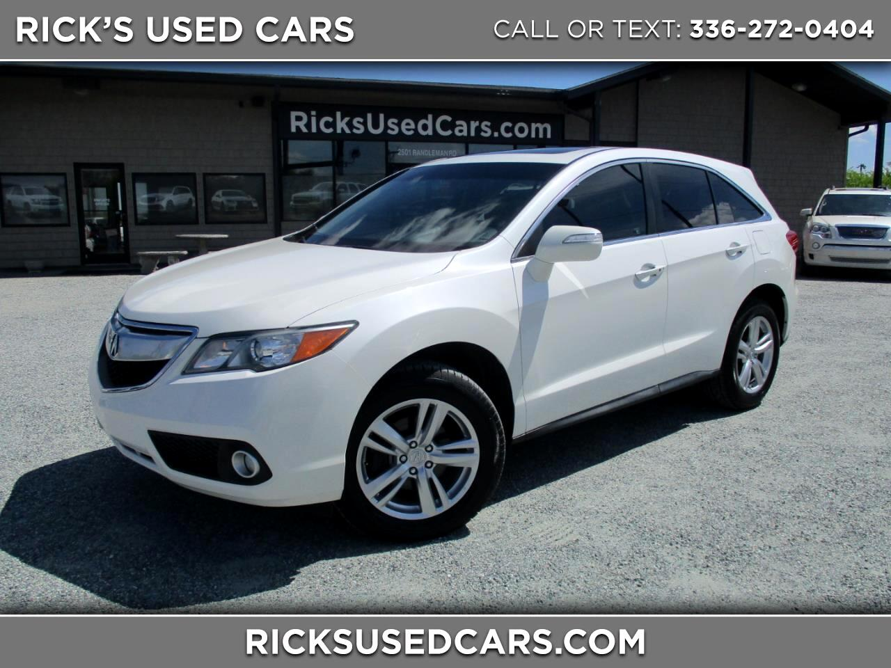 2013 Acura RDX Tech Package