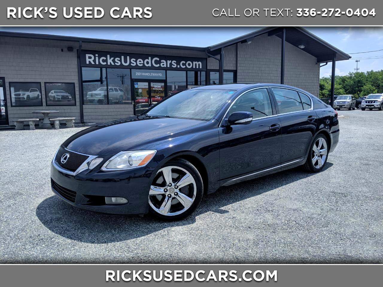 2011 Lexus GS 350 Luxury