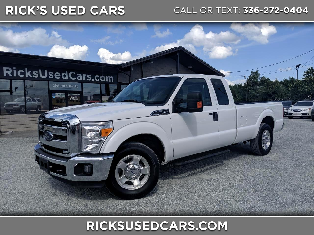 2015 Ford Super Duty F-250 XLT SuperCab