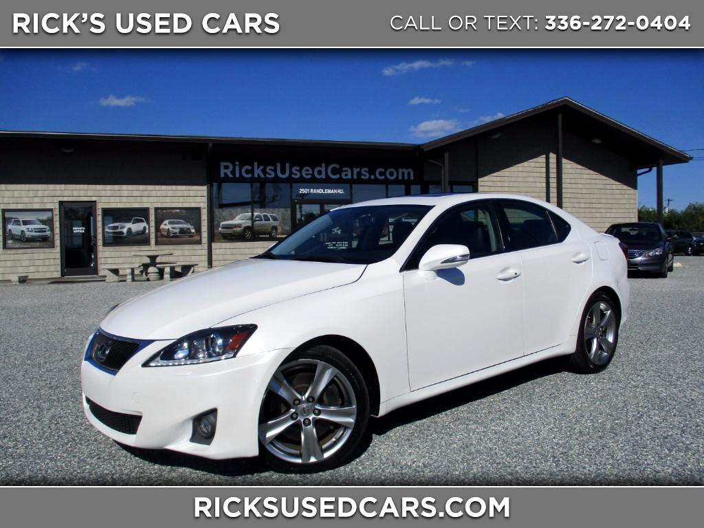 2011 Lexus IS IS 350