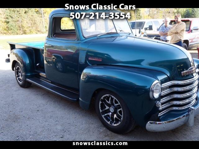 1948 Chevrolet 5 Window Base