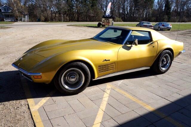 1971 Chevrolet Corvette Stingray 1LT Coupe Manual
