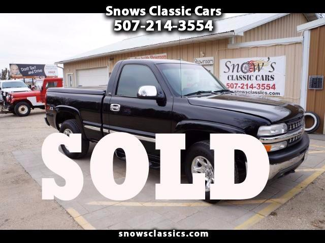 2002 Chevrolet Silverado 1500 Short Bed 4WD