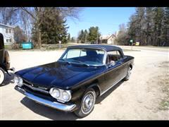 1963 Chevrolet Corvair Convert