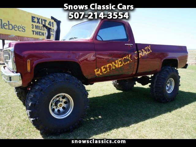 1980 Chevrolet K20 CST