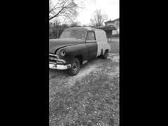 1952 Chevrolet Express Passenger