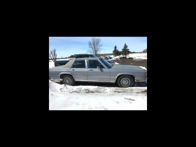 1983 Mercury Grand Marquis 4-Door