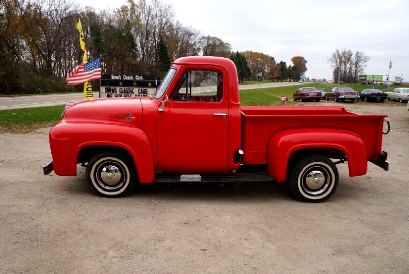 1955 Ford 1/2 Ton Truck
