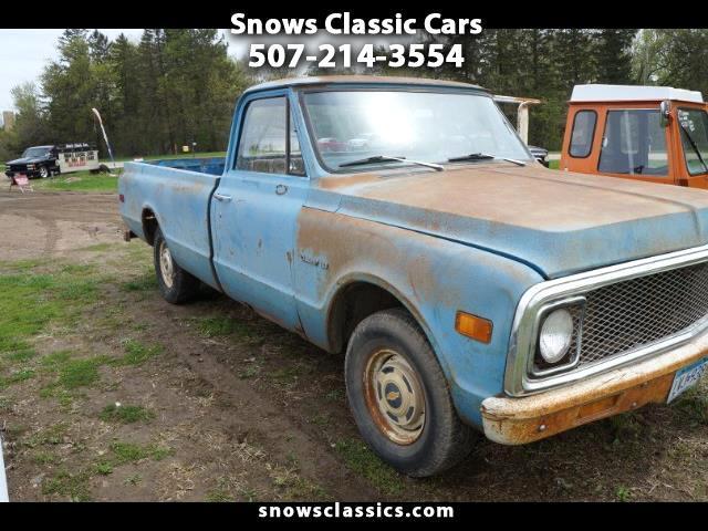 1971 Chevrolet Custom C10