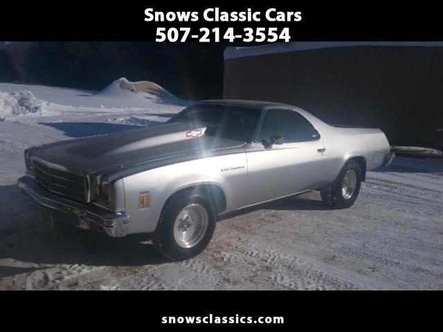 1973 Chevrolet El Camino Base