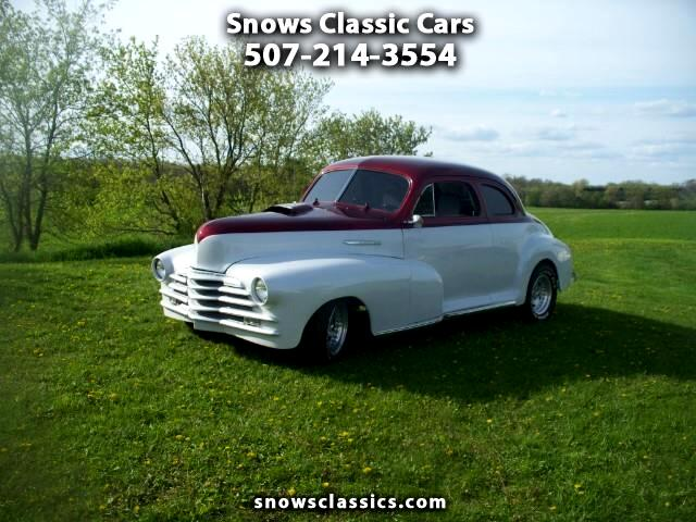 1948 Chevrolet coupe Base
