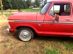 1974 Ford 1/2 Ton