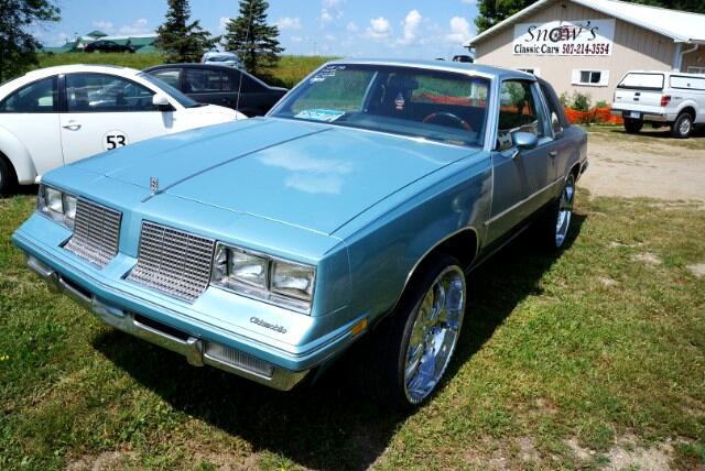 1985 Oldsmobile Cutlass Supreme Base