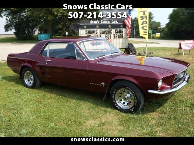 1967 Ford Mustang 2dr Coupe