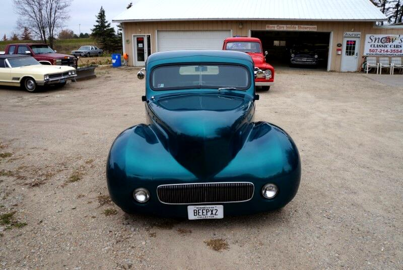 1941 Plymouth Arrow Pickup Base