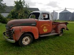 1952 Chevrolet Trucks Pickup