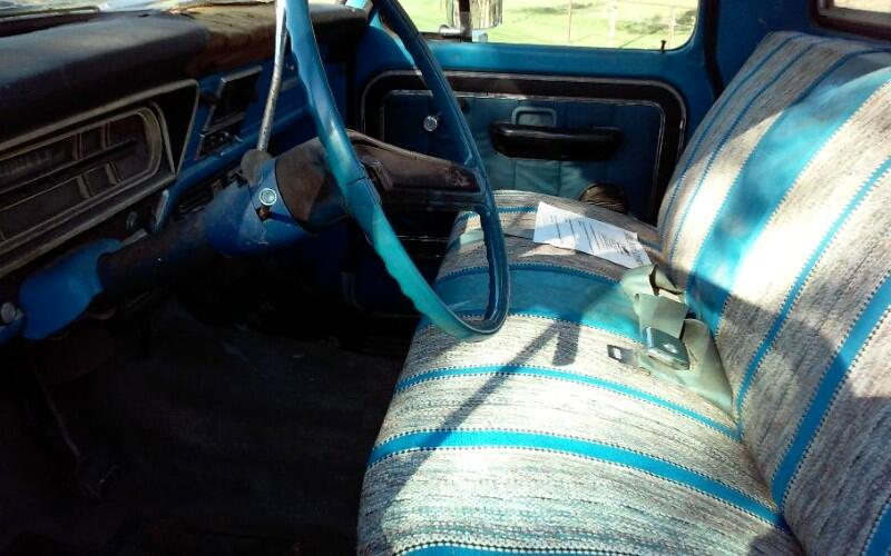 1972 Ford 3/4 Ton Trucks