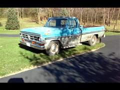 1972 Ford 3/4 Ton Trucks