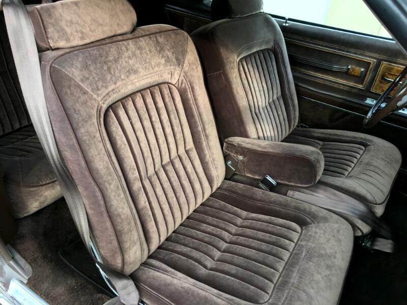 1984 Buick Riviera Coupe